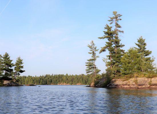 mellon lake